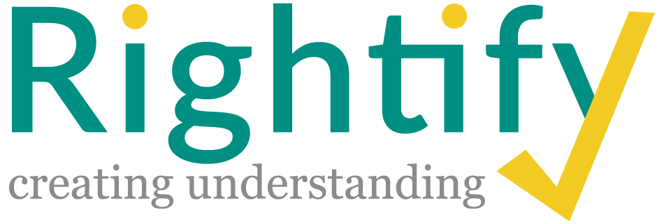 Rightify - Creating Understanding
